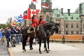 Royal Canadian Mounted Police — Stock Photo