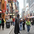 Toronto Batman — Stock Photo