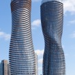Absolute World Condominium towers — Stock Photo