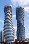Absolute World Condominium towers — Stock Photo