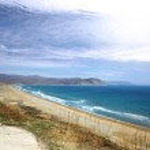 Blue ocean scenery — Stock Photo