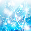 Royalty-Free Stock Photo: Abstract dream in winter garden