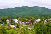 Beautiful country scenery — Stock Photo