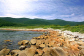 Beautiful sea scenery — Stock Photo