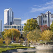 Charlotte, NC — Stock Photo #7964648