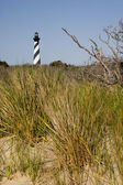 Cape Hatteras Lighthouse — Stock Photo