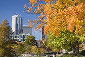 Charlotte, One Wachovia Center — Stock Photo