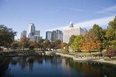 Charlotte, NC — Stockfoto