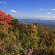 Blue Ridge Mountains — Stock Photo #8061876