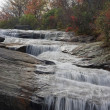 Graveyard Fields Waterfall — Stock Photo