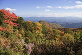 North Carolina Mountains — 图库照片