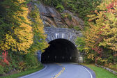 Parkway Tunnel — Stock Photo
