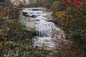 墓地フィールド滝 — ストック写真