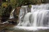 Mill Shoals Falls — Stock Photo