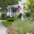 American Neighborhood - Foto de Stock