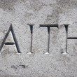 Faith in Granite — Stock Photo #8074487