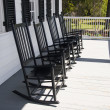 Rocking Chairs — Stock Photo #8074600