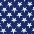 American Flag Stars — Stock Photo