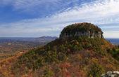 Pilot Mountain — 图库照片