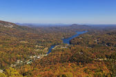 Lake Lure in North Carolina — Stock Photo