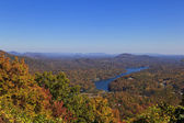 Lake Lure — Stock Photo