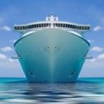Cruise ship IV — Stock Photo