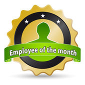 Employee of the month — Fotografia Stock