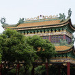 Stock Photo: Old Chinese edifice