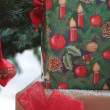 Stock Photo: A Christmas detail