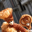 Stock Photo: Carnival in Venice 1