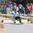 Lagernica race show in Veliko Tarnovo - Stock Photo