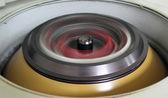 Rotating centrifuge — Stock Photo