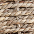 Ratan weaved structure — Stock Photo