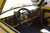 Tuning car interior — Stock Photo