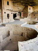 Balcony House, Mesa Verde National Park, Colorado — Stock Photo