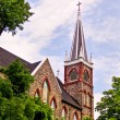 Old Church Overlooking Harpers Ferry, West Virginia — Stock Photo