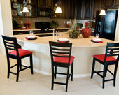 Kitchen Interior Design Architecture — Stock Photo