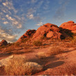 Постер, плакат: Red rock buttes Phoenix AZ