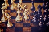 Chess board — Stock Photo