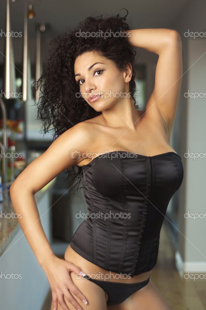 Portrait of sexy woman — Stock Photo #8892866