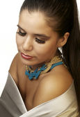 Jewellery beauty — Stock Photo