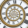Time Spiral — Stock Photo #7987551