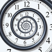 Spirale temporelle — Photo