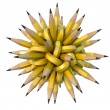 Pencil knot — Stock Photo