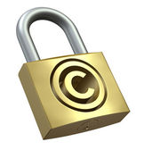 Copyright Protection — Stock Photo