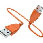 enchufes USB — Foto de Stock