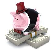 Persoonlijke bankier — Stockfoto