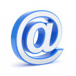 E-mail symbol — Stock Photo