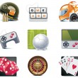Royalty-Free Stock Vector Image: Vector video games icons. Part 1