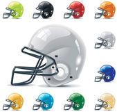 Vector American football-gridiron icon set. Part — Stock Vector